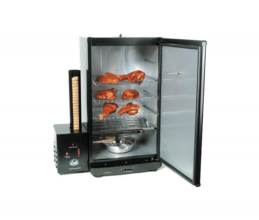 Bradley-BTIS1-Original-Fully-Automatic-4-Rack-Outdoor-Food-Smoker-2