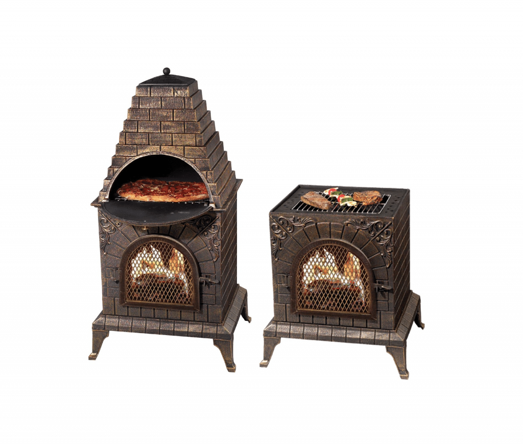 Best Chiminea Pizza Oven Guide 2019 The Food Crowd