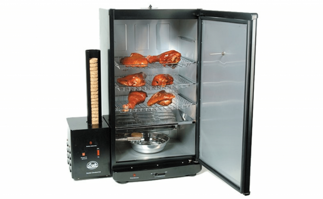 Bradley-BTIS1-Original-Fully-Automatic-4-Rack-Outdoor-Food-Smoker-2
