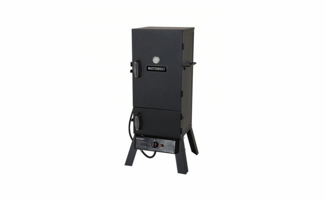 Masterbuilt-20051311-GS30D-2-Door-Propane-Smoker-2
