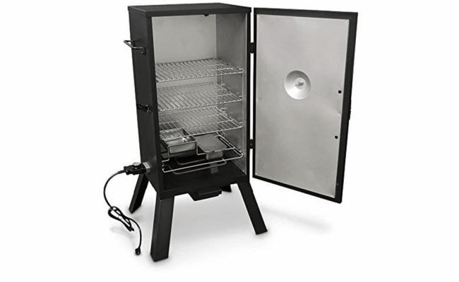 Masterbuilt-20070210-30-Inch-Black-Electric-Analog-Smoker-2