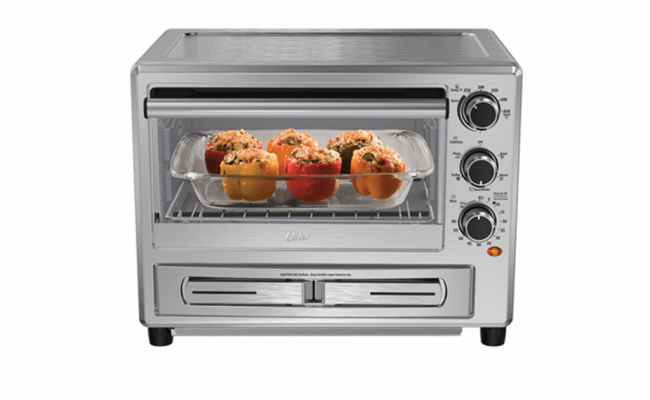 Oster-Convection-Oven-with-Dedicated-Pizza-Drawer-3
