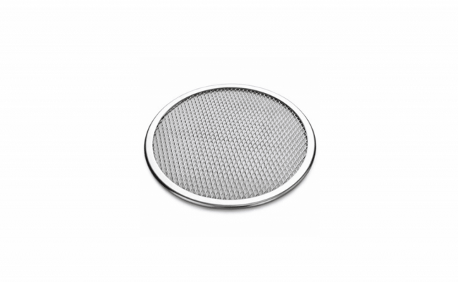 Pizza-Stone-of-1-piece-12'-Seamless-Rim-Aluminium-Pizza-Mesh-3